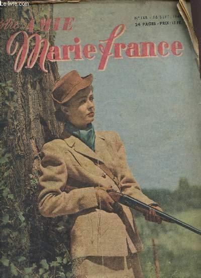 Votre Amie Marie France