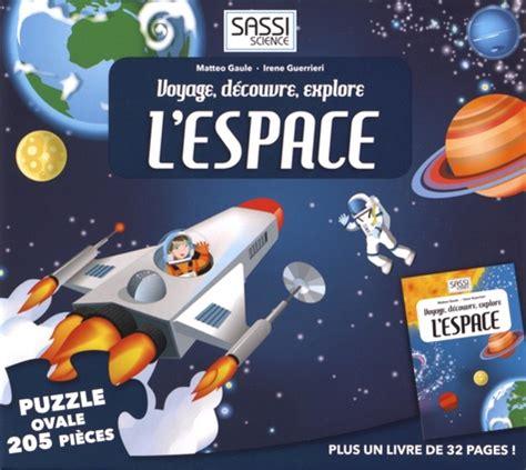 Voyage Decouvre Explore Lespace Avec Un Puzzle De 205 Pieces