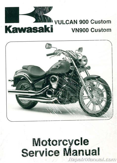 Vulcan 900 Custom Se Service Manual