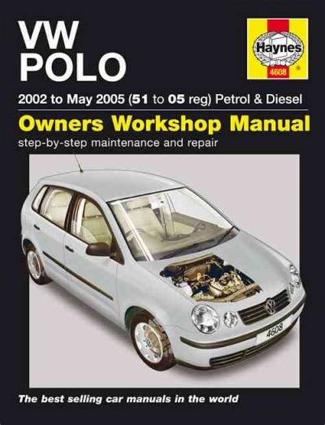 Vw Polo 2005 Owner Manual