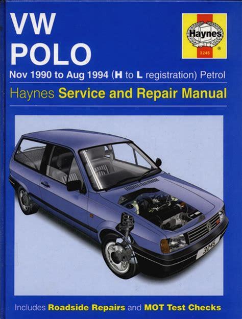 Vw Volkswagen Polo 1990 1994 Full Service Repair Manual