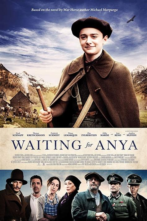 Waiting For Anya Film Tie In
