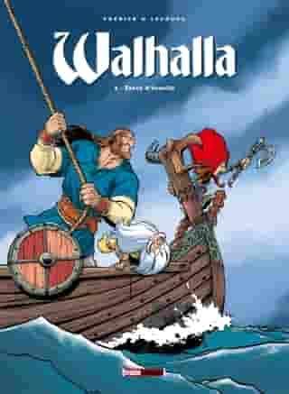 Walhalla Tome 01 Terre D Ecueils