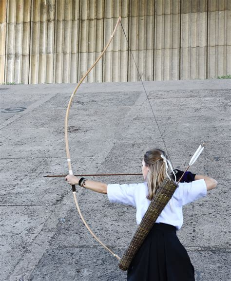 War Bows Longbow Crossbow Composite Bow And Japanese Yumi