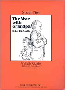 War With Grandpa Novel Tie Study Guide