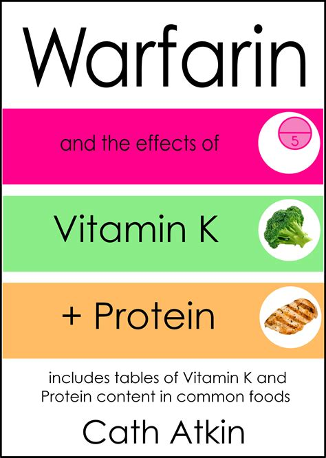 Warfarin And The Effects Of Vitamin K And Protein