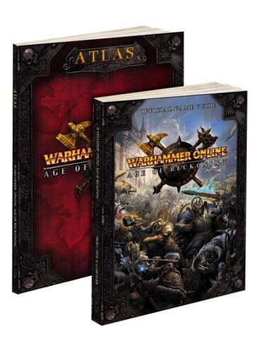 Warhammer Online Age Of Reckoning Guide And Atlas Bundle Prima Official Game Guide By Mike Searle 2008 09 15