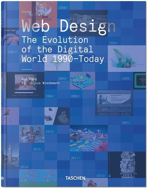 Web Design The Evolution Of The Digital World 1990 Today Midi
