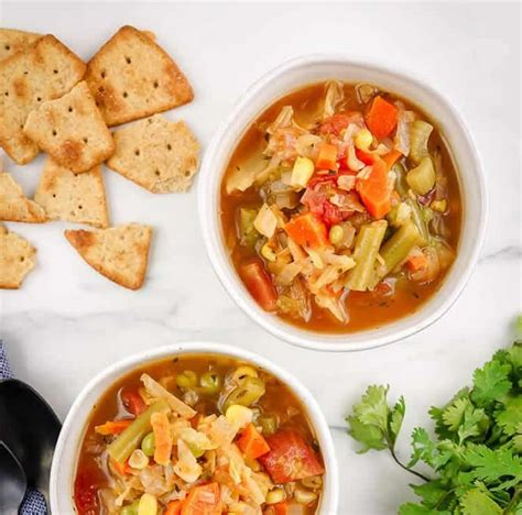 Weight watchers super facile : Soupe