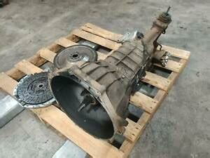 What Manual Gearbox Is Fitted Ba Falcon