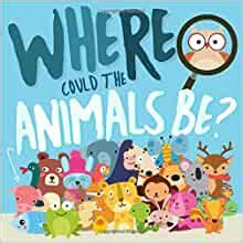 Where Could The Cats Be A Fun Search And Find Book For 2 5 Year Olds