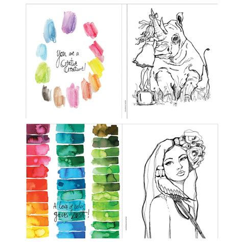 Whimsical And Wild Happy Hour Art Journal