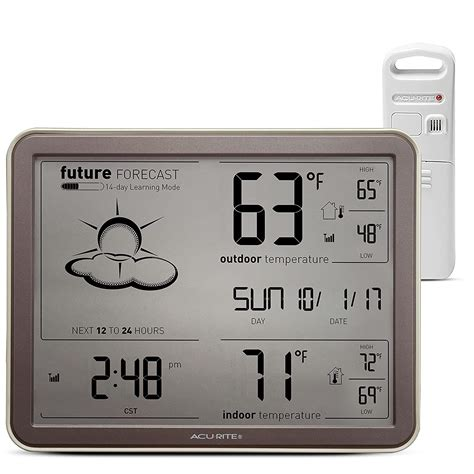 Wifi Connection Weather Station Operation Manual