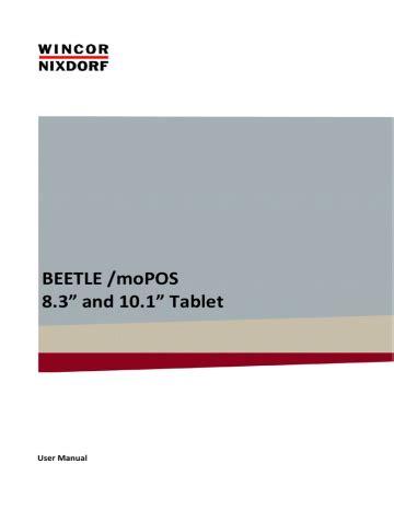Wincor Nixdorf User Manual