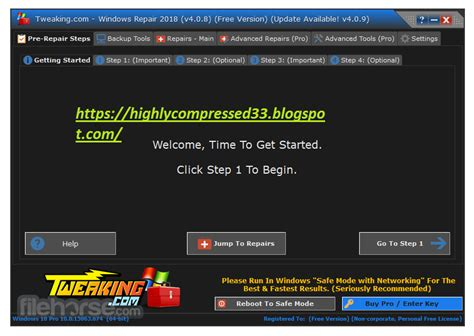 Windows 7 Repair Tool Free Download Full Version