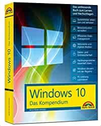 Windows 10 Grosse Kompendium Komplett