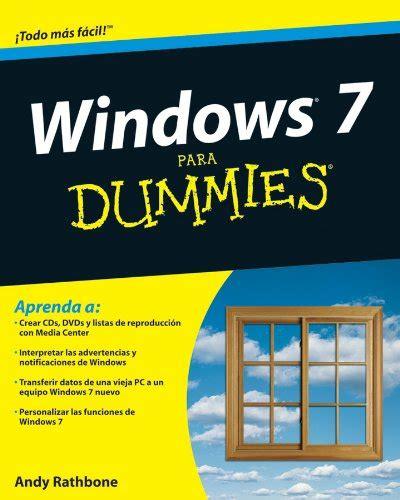 Windows 7 Para Dummies For Dummies