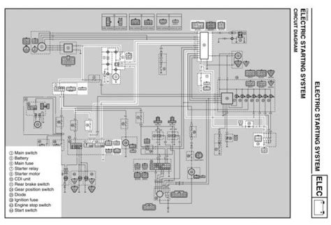 Wiring Diagram 2000 Grizzly 600