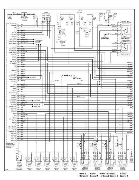 Wiring Diagram For 2004 Isuzu Rodeo