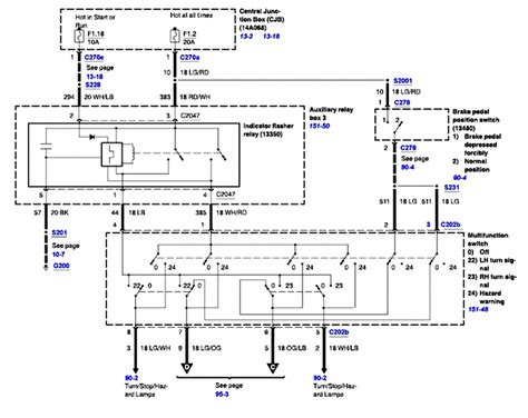 Wiring Diagram For 2007 Ford Expedition