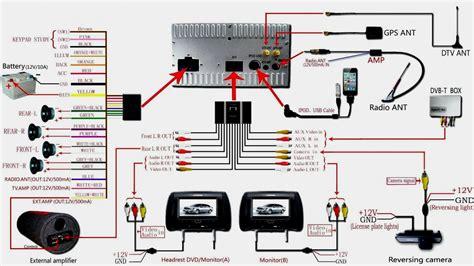 Wiring Diagram For Pioneer Avh X1500dvd