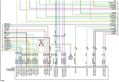 Wiring Diagram On A 2012 Dodge Ram 1500