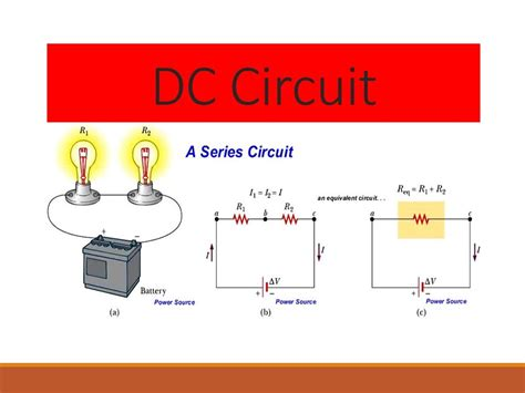 Wiring In Parallel Dc Circuits