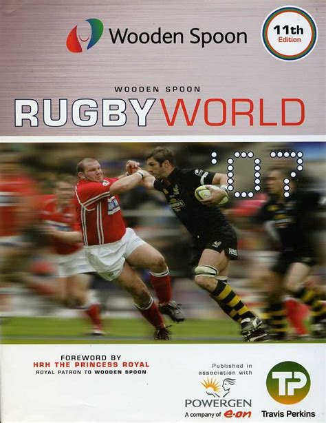 Wooden Spoon Rugby World 2005