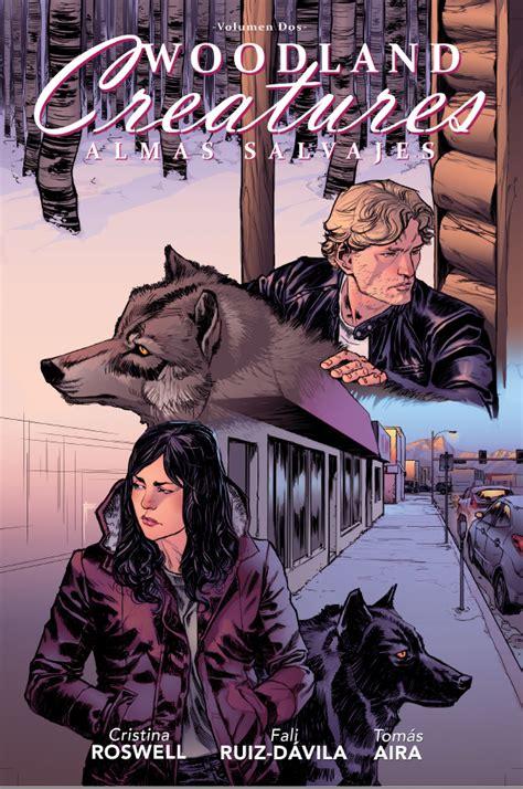 Woodland Creatures Almas Salvajes