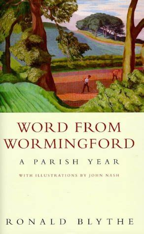 Word from Wormingford: A Parish Year