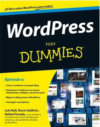 Wordpress Para Dummies