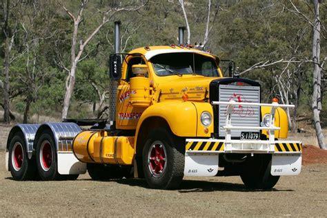 Work Manual For B Series Mack Truck