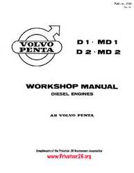 Work Shop Manual Volvo Md2