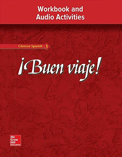 Workbook And Audio Activities Buen Viaje Answers