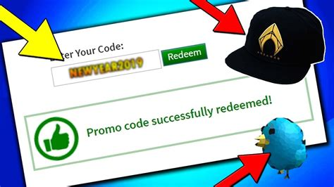 5 Secret Of Working Roblox Promo Codes For Robux
