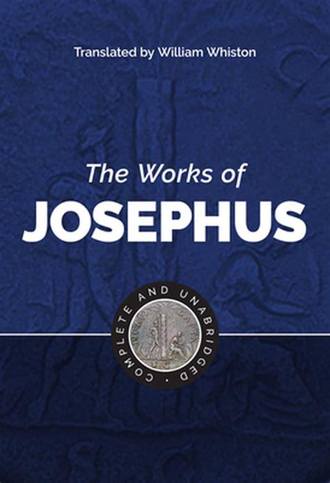 Works Of Josephus English Edition