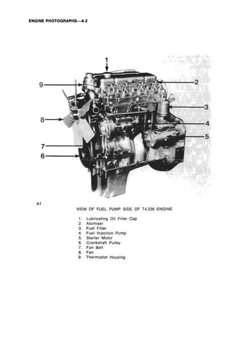 Workshop Manual For Perkins 212 Engine