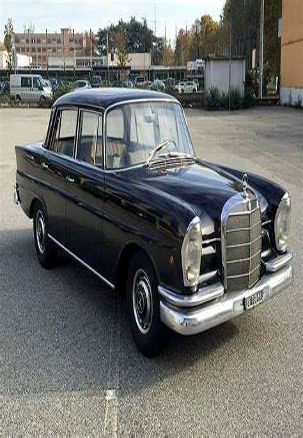 Workshop Manual Mercedes A140