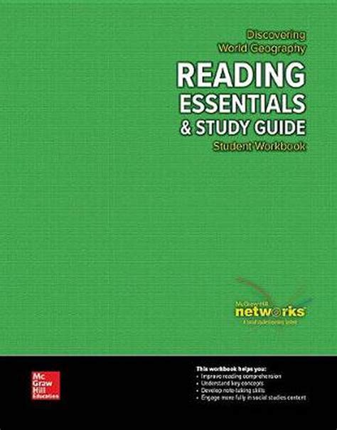 World Geography A Study Guide