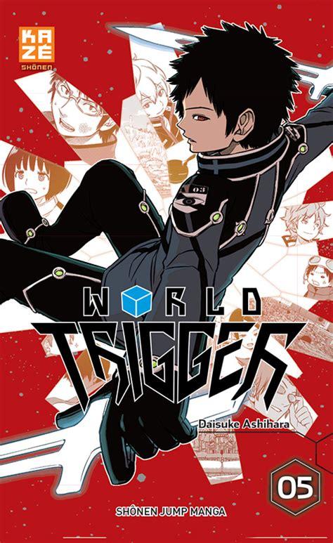 World Trigger Tome 5