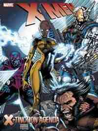 X Men X Tinction Agenda By Chris Claremont 1998 12 31