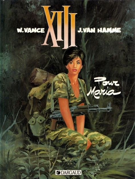 Xiii Tome 9 Pour Maria