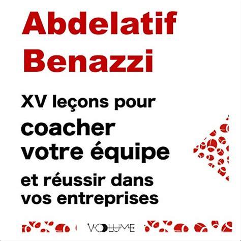 Xv Lecons Pour Coacher Votre Equipe