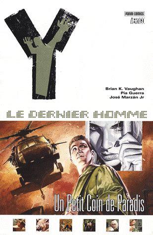 Y Le Dernier Homme Tome 2 Un Petit Coin De Paradis