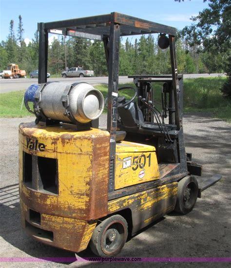 Yale Forklift Manual Glc0