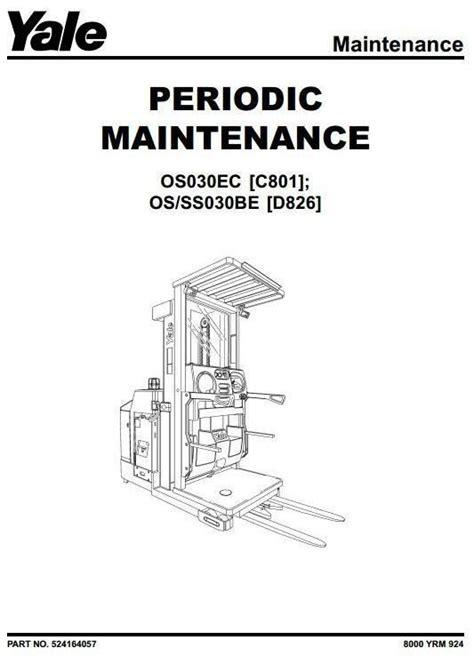 Yale Order Selector Manual