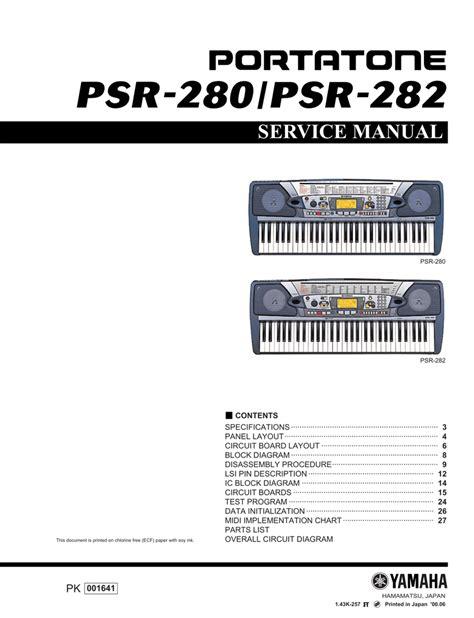 Yamaha 140 1993 Model Manual