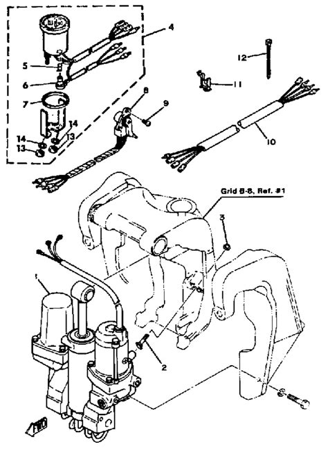 Yamaha 2mhv Outboard Parts Manual Catalog 1997