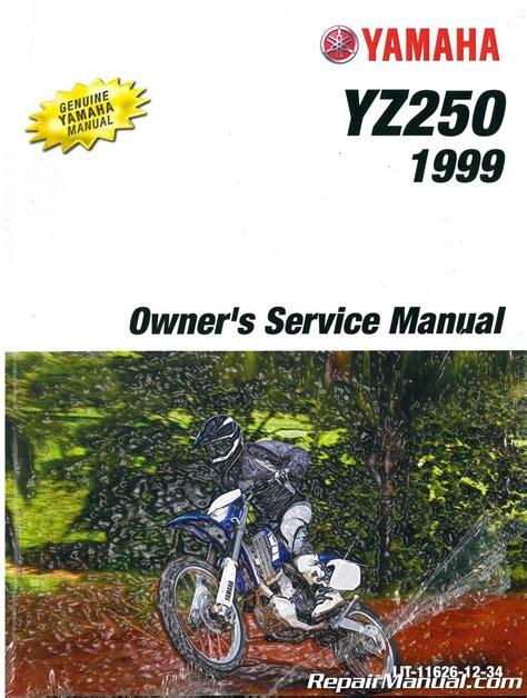Yamaha 350m Mc 1999 Owners Manual