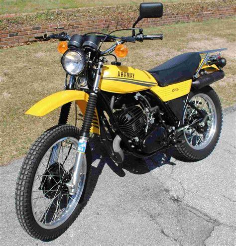 Yamaha Dt 250 Manual